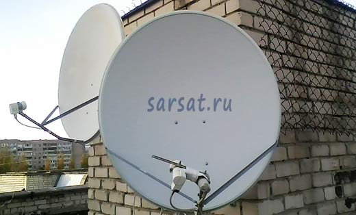 спутниковые антенны супрал