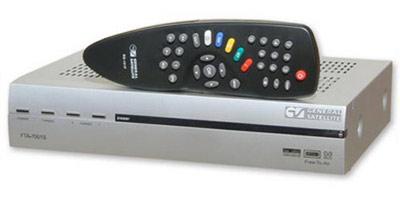 General Satellite FTA-7001S