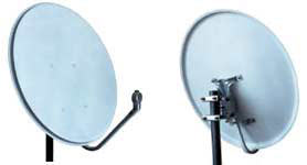 спутниковая антенна Супрал СТВ-0,6