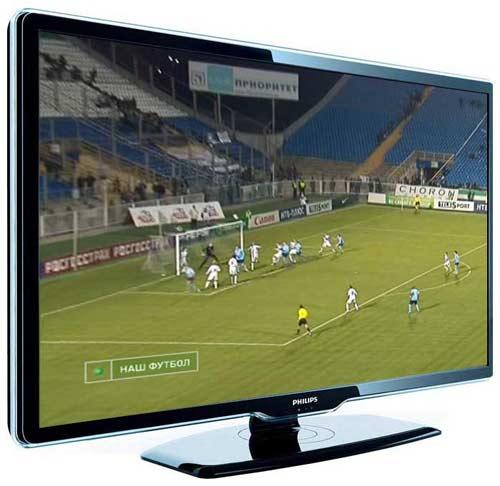 наш футбол телеканал