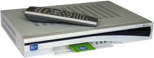 Thomson DSI-4000NTV спутниковый ресивер HD