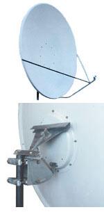 Супрал СТВ-1,2 антенна спутниковая