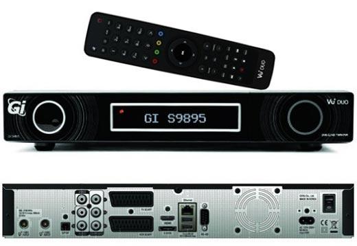 Galaxy Innovations S9895 спутниковый HD ресивер