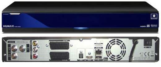 Humax VHDR-3000S спутниковый HD ресивер