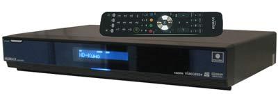 Humax VHDR-3000S цифровой спутниковый HD ресивер