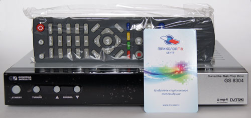 General Satellite 8304 Satellite Receiver