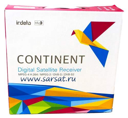 kontinent - 01 dlya kontinent tv