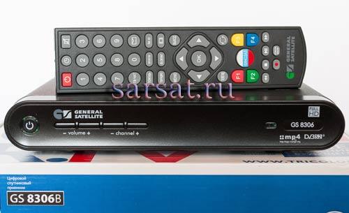 спутниковый ресивер GS-8306 Триколор тв Full HD