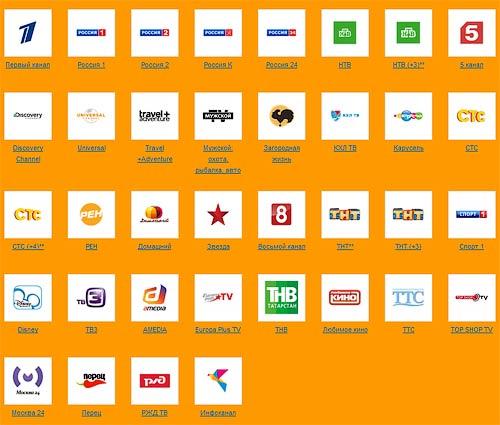 telekarta novie kanali 2013
