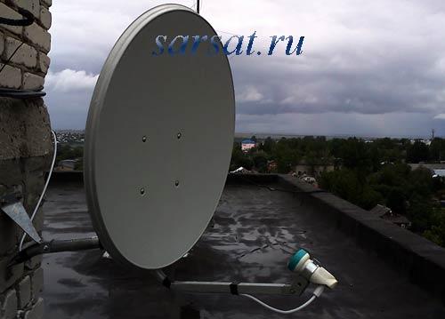 antenna v nepogody