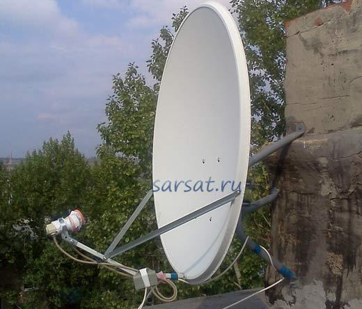 raduga antenna