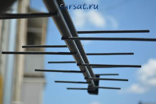 antena alfa-n111