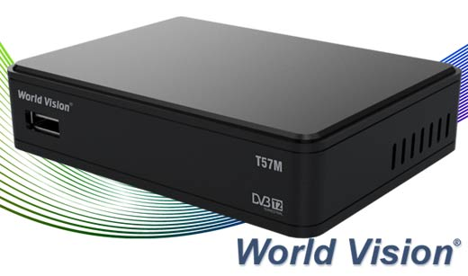 word vision t57m