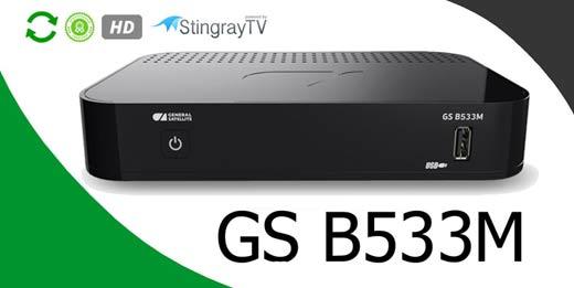 gs b533