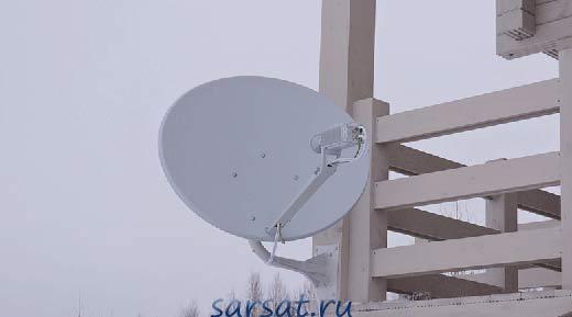 спутниковый интернет от триколор