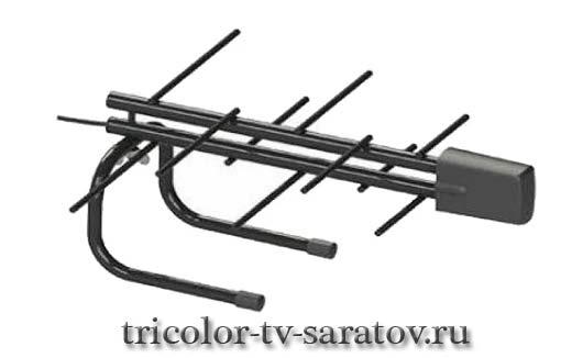 комнатная антенна кайман