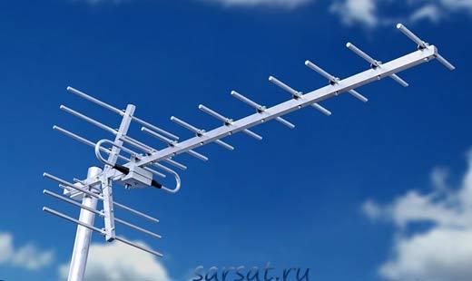 антенна для телевидения