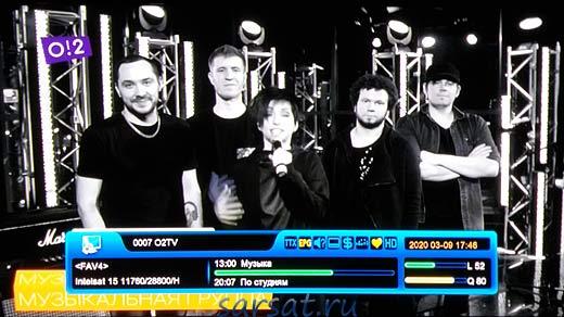 канал o2tv