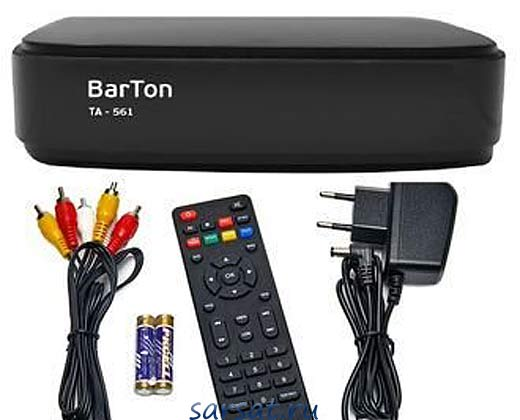 barton ta-561